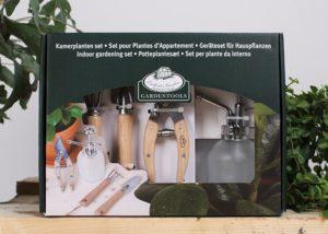 Photo du Kit d'outils de jardinage proposé dans la selection de Watnowa