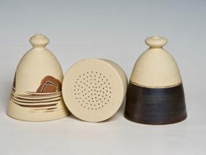 Céramique Chantepleure en grès pour arroser des semis avec délicatesse